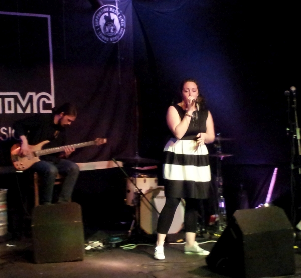 Cara Michelle at The Music Cafe