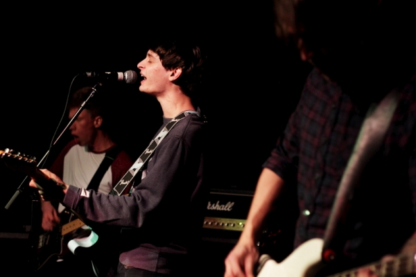 Flip Like Wilson at Edgarfest. Photo: Kevin Gaughan.