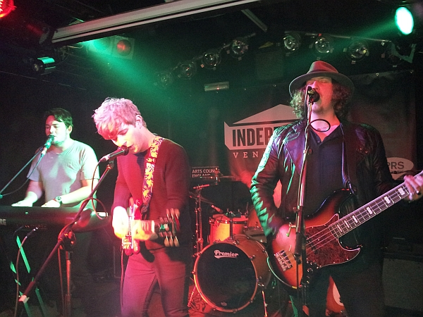 Mellor, The Soundhouse, 30th January