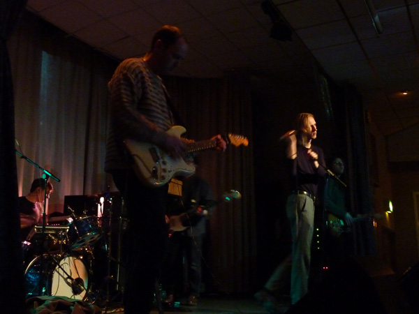 Eagulls - Oddfellows Club - 10th March Photo: Keith Jobey