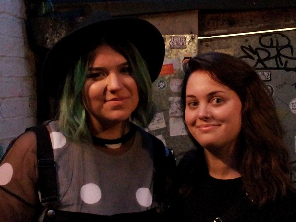 Courney and Emily of Unfounded