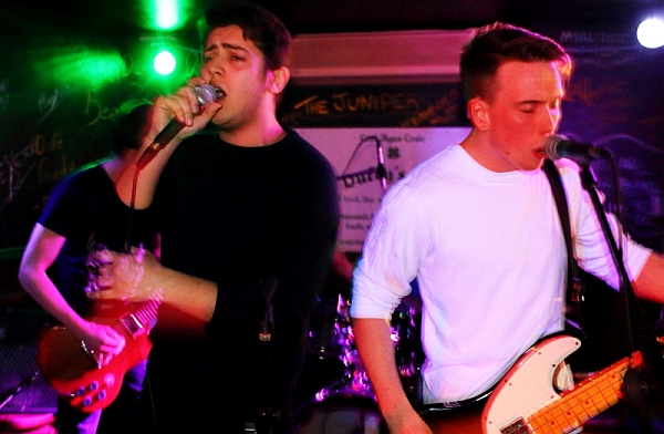 Linear at Duffys Bar 2016. Photo by Kevin Gaughan.