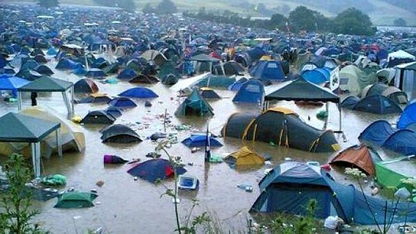 festival flooding