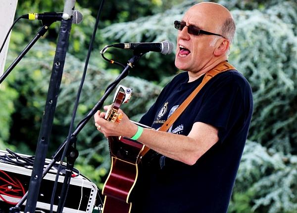 John Fryer at Western Park festival 2016. Photo: Kevin Gaughan.