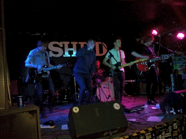 Shoot The Symphony at The Shed, August 2016