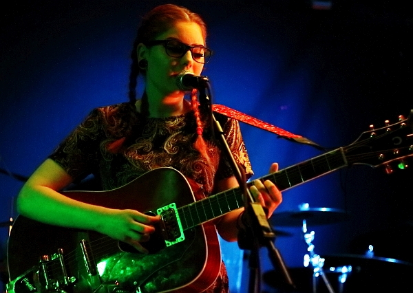 Emily Carr at Sumo, 2nd September 2016. Photo by Kevin Gaughan.