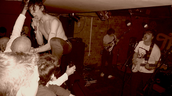 Cabbage at the Cookie. 14th Oct 2016. Photo: Keith Jobey.