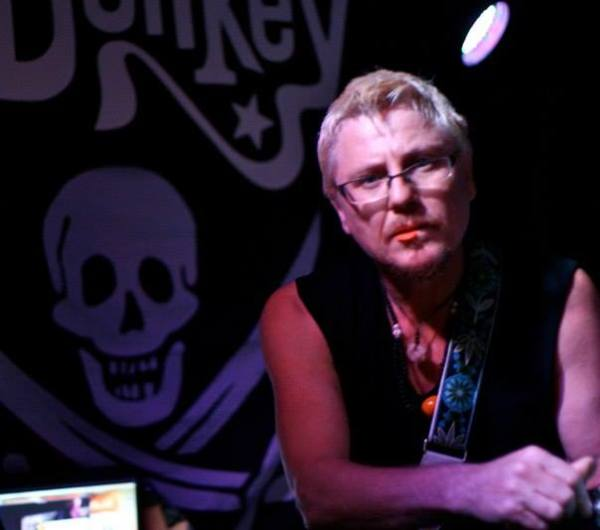 Gaye Bykers on Acid at The Donkey, 30th September 2016. Photo: Gaz Birtles.