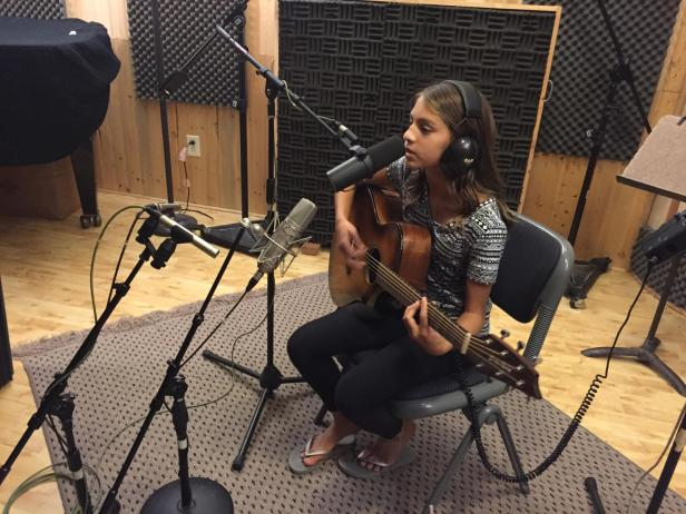 Photo of Maya Mougey: Mitchell Multimedia