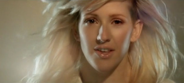 Hot Video Alert: Ellie Goulding - The Writer
