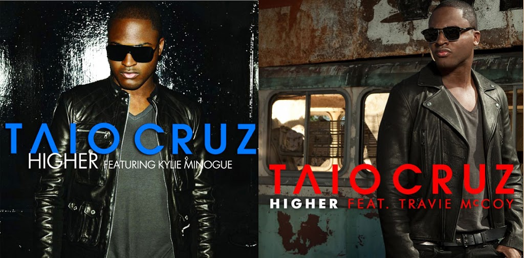 Hot Video Alert: Taio Cruz feat. Kylie Minogue & Travie McCoy - Higher