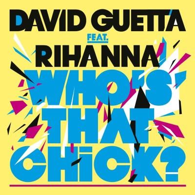 Hot Video Alert: David Guetta feat  Rihanna - Who's That