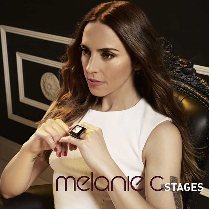 Melanie C Unveils 'Stages' Artwork & Album Tracklisting; 'I Don't Know How To Love Him'