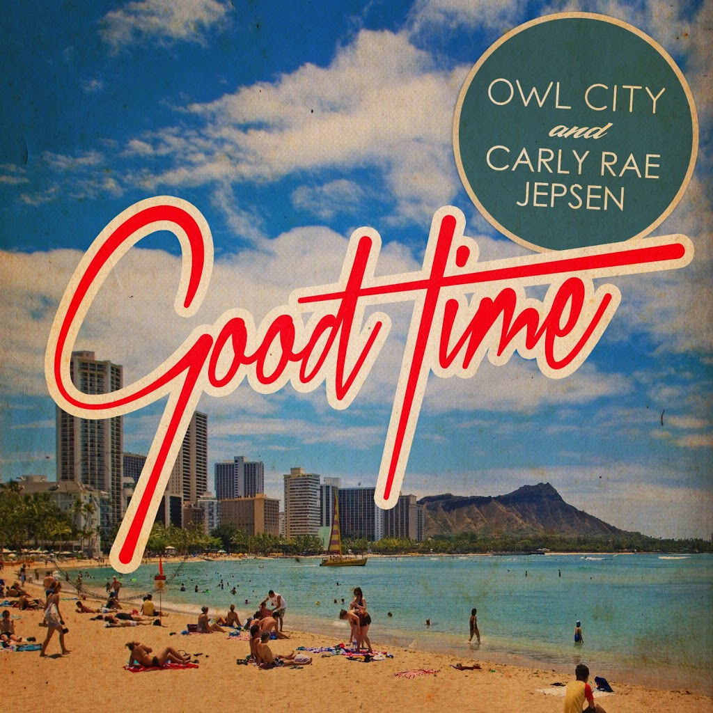 [Hot Video Alert] Owl City and Carly Rae Jepsen - Good Time