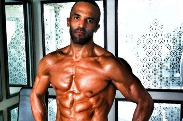Craig David Shirtless