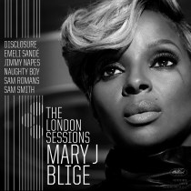 New Album From Mary J Blige, The London Sessions Out Now