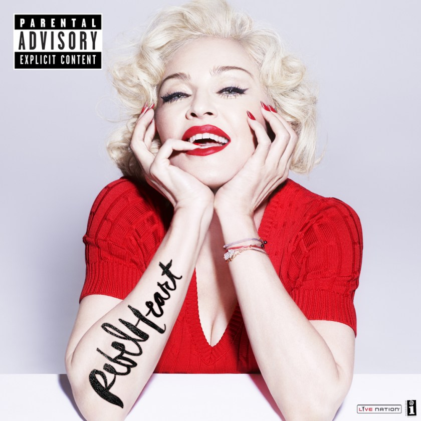 Win a Copy of Rebel Heart from Music Is My King Size Bed