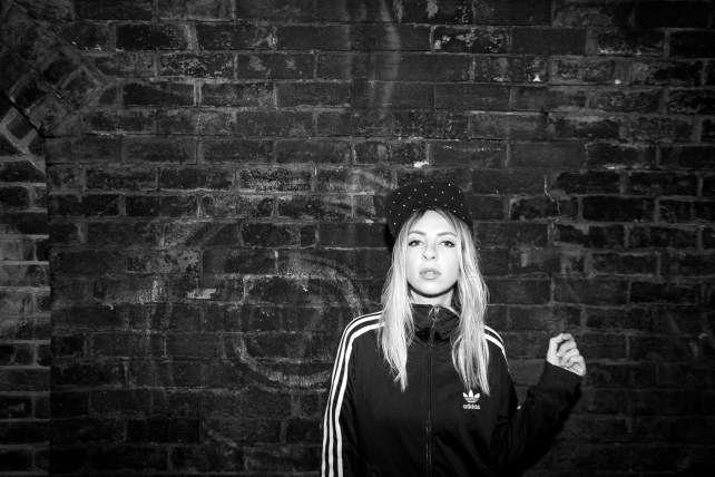 Alison Wonderland is an Aussie producer/singer/DJ, her debut album RUN is out now as is the video for the album's next single and title track.