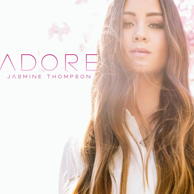 """Download """"Adore,"""" the new single from UK Singer/Songwriter Jasmine Thompson (out now)."""