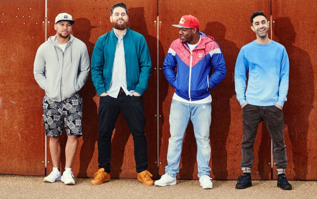 Rudimental have unveiled the title and tracklisting for second album, 'We The Generation,' due September 18th.