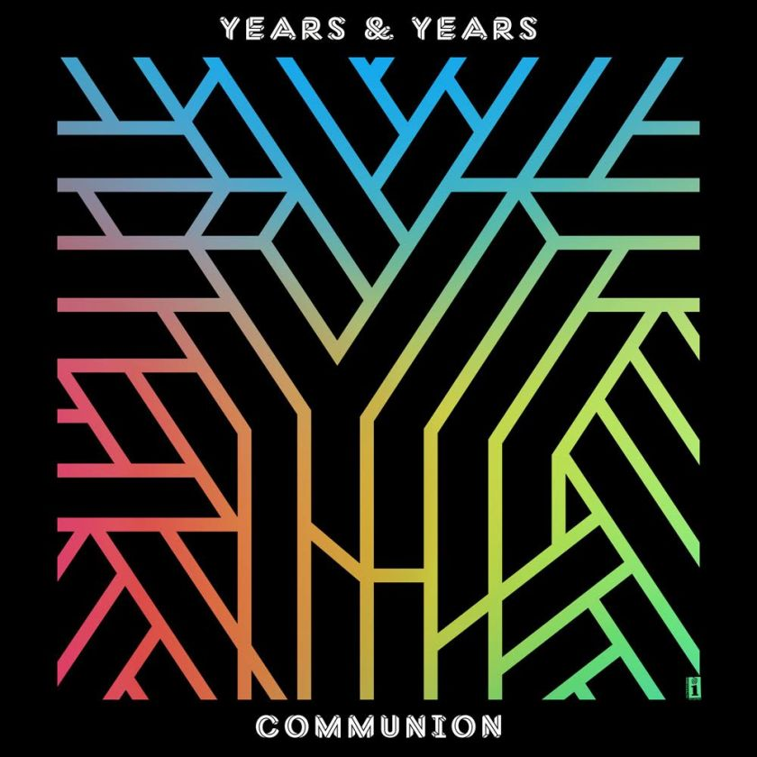 Music Is My King Size Bed is giving away 3 copies of 'Communion,' the debut album from Years & Years!