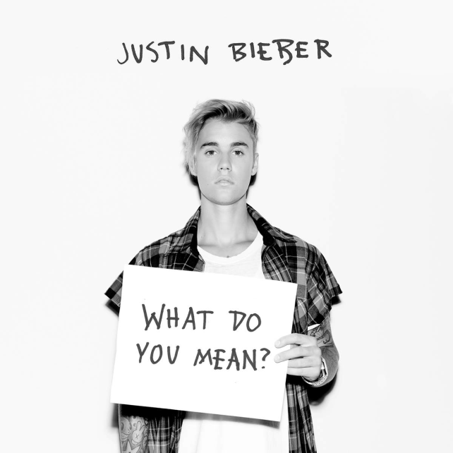 "Justin Bieber returns with a brand new single, ""What Do You Mean?"" and folks - its good (not that this should come as a surprise)"