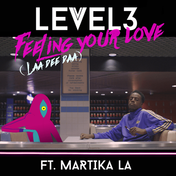 Listen to the BRAND NEW K-KLASS remix of new dance music duo, Level 3, premiering here on Music Is My King Size Bed. The single is due out September 18th via Sony/RCA.