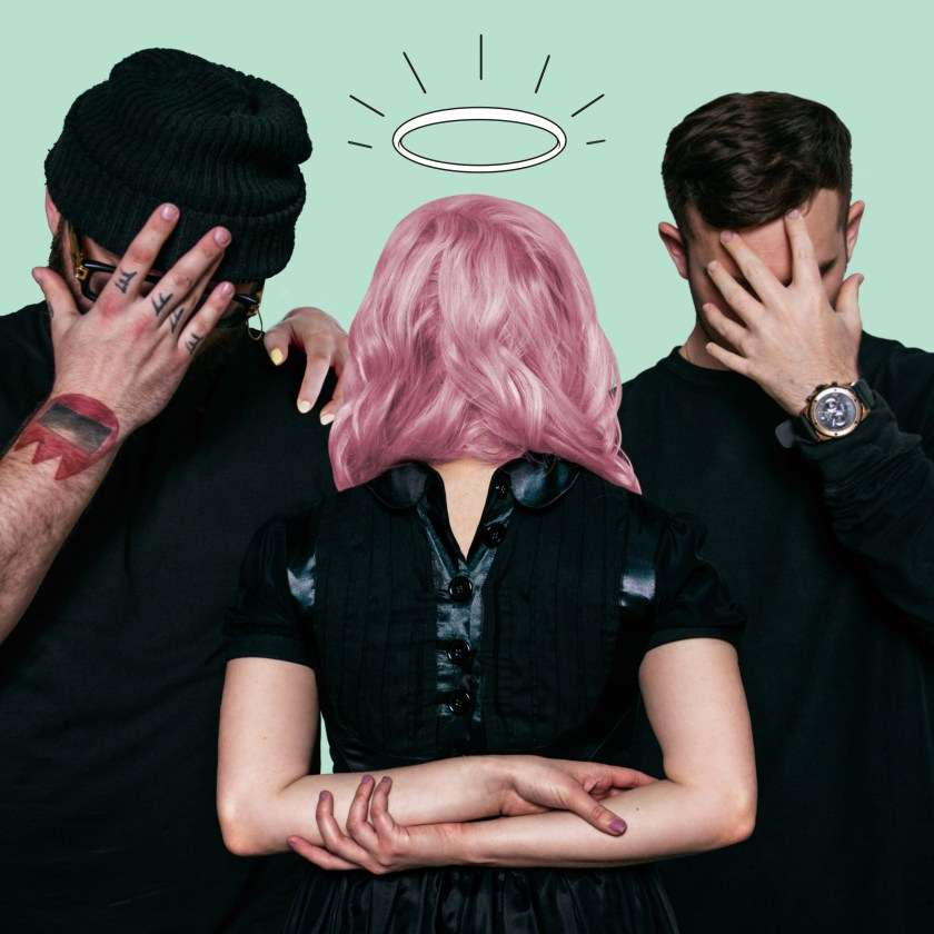 """Terror Jr. return, yet again with a smash—listen to """"Trippin,"""" the trio's latest release."""