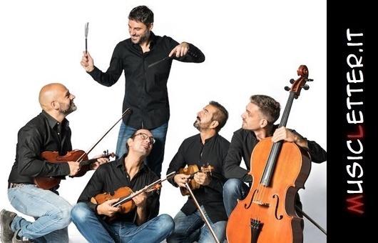 Le mutazioni sonore degli Ondanueve String Quartet