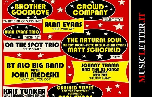 L'etichetta Vintage League Music mette su un cast stellare per celebrare un anno di attività