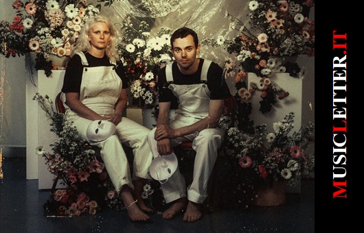 Joanna Syme e Tom Iansek (Big Scary)