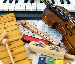 intruments de musique