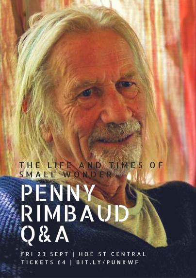 Penny Rimbaud Q&A