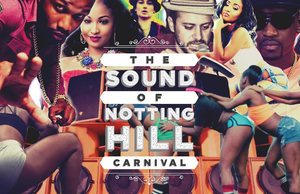 THE SOUNDS OF NOTTING HILL CARNIVAL 2017