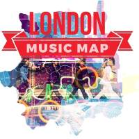 Musical map of London