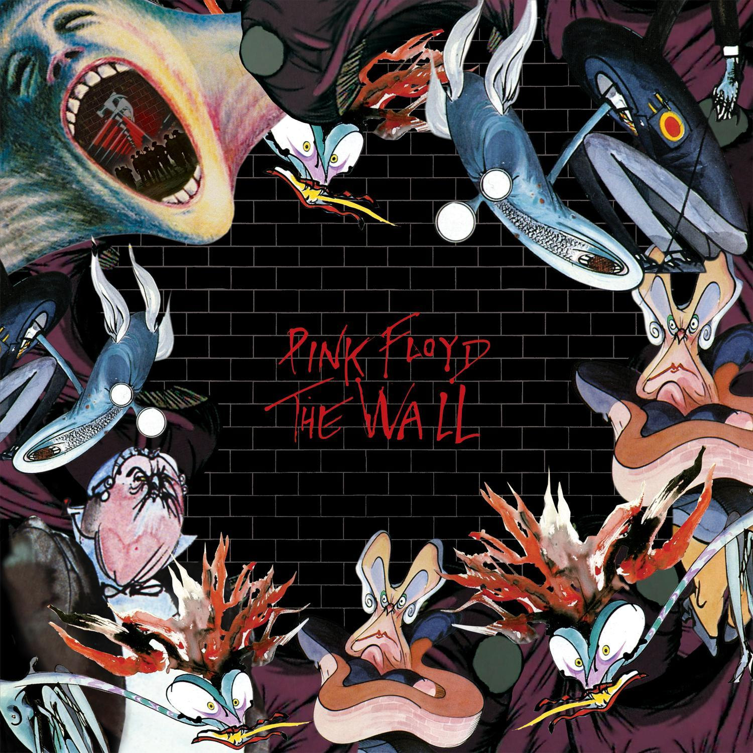 pink floyd pink and assemblages on pinterest on pink floyd the wall id=26879
