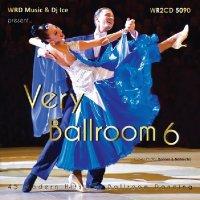 社交ダンスCD 輸入盤 1903 ベリー・ボールルーム 第6集/ダンスミュージック・フオノ