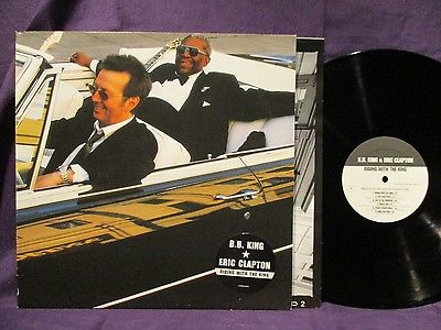 B.B. King & Eric Clapton - Riding With The King (Double ...