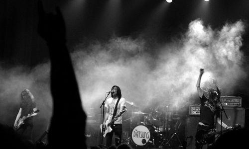 The Datsuns: le renouveau heavy rock des années 2000