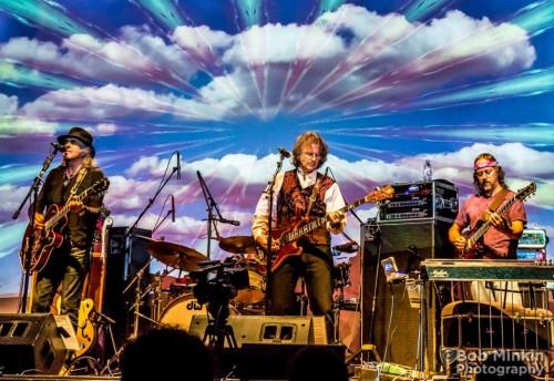 Moonalice, une expérience rock et  technologique avec un groupe de San Francisco