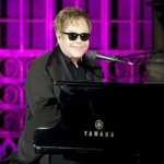 Elton John @ Union Chapel, London