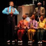 Five Guys Named Moe @ Theatre Royal Stratford East, London