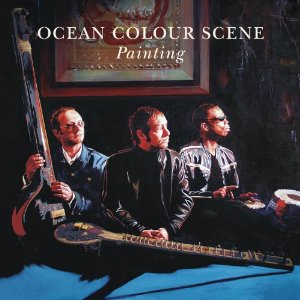 Ocean Colour Scene - Painting