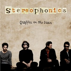 Stereophonics - Graffiti On The Train