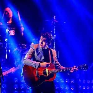 Arctic Monkeys @ Glastonbury 2013. (Photo: BBC at Glastonbury)