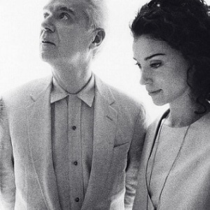 david byrne and st vincent