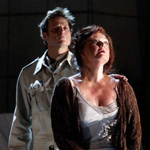 Simon Keenlyside & Karita Mattila(Photo: Catherine Ashmore)