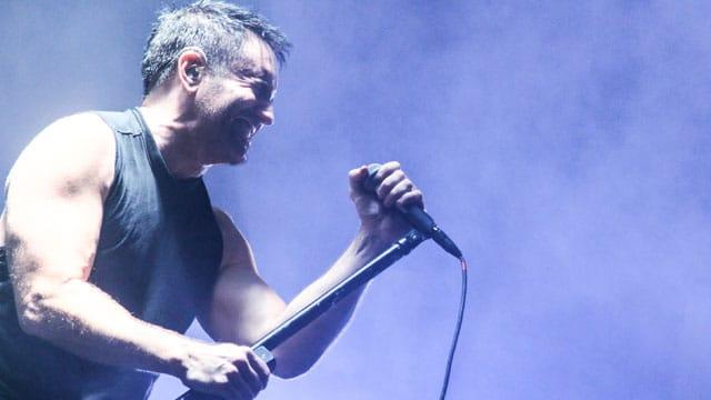 Nine Inch Nails, live at Primavera Sound (Photo: Dani Canto)