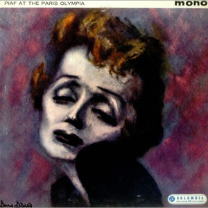 Edith Piaf - Piaf At The Olympia