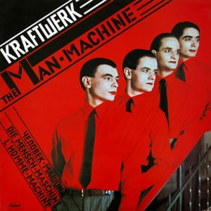 Kraftwerk - Man Machine